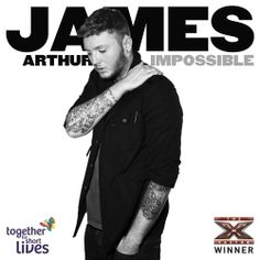 """This track is """"James Arthur - Impossible"""" which is Track 1 from his """"Impossible"""" single released for him being The X Factor Winner in This track is ava. Music Is Life, New Music, James Arthur Singer, James Arthur Impossible, Dance Remix, Piano Cover, Cher Lloyd, Live Tv, World Music"""