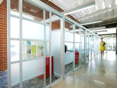 Light and Truth: Greener Interiors with Glass Partitions | Sponsored by THE SLIDING DOOR COMPANY® | Originally published in July 2012 | Architectural Record's Continuing Education Center