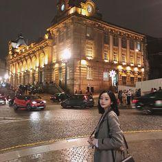@hwa.min Ulzzang Fashion, Ulzzang Girl, Korean Fashion, Bad Boys, Cute Girls, Son Hwamin, Korean Girl, Asian Girl, Korean Style