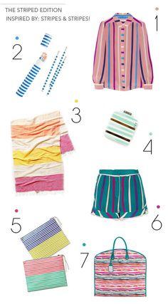 fun stripes roundup