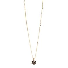 Necklace made of gold with white and brown diamonds Brown Diamonds, Gold Necklace, Pendant Necklace, Jewelry, Gold Pendant Necklace, Jewlery, Jewerly, Schmuck, Jewels