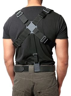 Shoulder Harness I could maybe need in the future if I am getting too much heavy gear to drag around - Pohlforce USA - Tactical knives for the world's ELITEPohlforce USA – Tactical knives for the world's ELITE