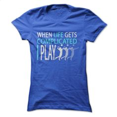 volleyball T Shirts, Hoodies, Sweatshirts - #tee test #fitted shirts. GET YOURS => https://www.sunfrog.com/Sports/volleyball-ladies.html?60505