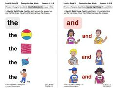 Recognize New Words: Lesson 8, Book 14 (Newitt Decoding Series)