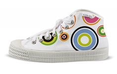 tenisky circular ester tikoki Converse Chuck Taylor High, Converse High, High Top Sneakers, Chuck Taylors High Top, Designer Shoes, High Tops, Cool Designs, Fashion, Moda
