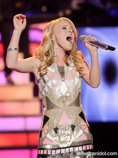 Hollie Cavanagh - American Idol