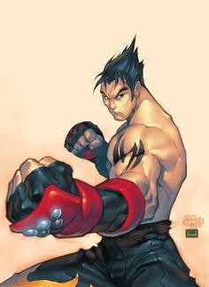 Roger Cruz - Tekken