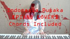 Indonesia Pusaka (Chords Included) Piano Cover, Movie Posters, Movies, Film Poster, Films, Movie, Film, Movie Theater, Film Posters
