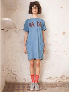 Дада Кокон платье Женщина