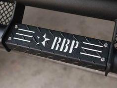 RBP-1411B-RX3 RBP RX-III Black Cab Length Steps