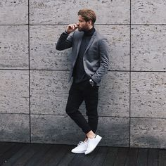 Only Men Style — yourlookbookmen:   Men's Look Most popular fashion...