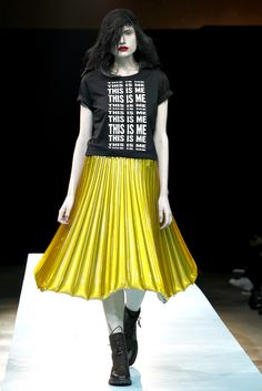 Yohji Yamamoto | Spring 2011 Ready-to-Wear Collection | Style.com