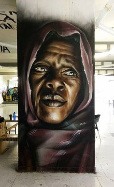 Fully customized murals and street art projects for your building, space or city, in Belgium and abroad! Grafitti Street, Street Art Banksy, Graffiti Artwork, Mural Art, Graffiti Lettering, Graffiti Artists, Art Art, Airbrush Art, Amazing Street Art