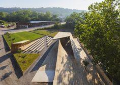 Gallery of Masonic Amphitheatre Project / design/buildLAB - 1