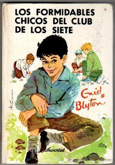 Los siete secretos. Enid Blyton.