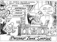 Zapiro's Zuma Bastardsl Slideshow