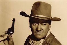 John Wayne's Six-Gun Clone One of the best Western Cowboy Actors of all time