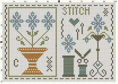 Cross Stitch Freebies from Patty Carbaugh - Christmas, Valentine's Day, Autumn and Others