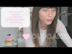CUPCAKES: trucchetti, segreti, curiosità, attrezzatura, frosting per realizzarli | Il Sussidiario #1 - YouTube Cupcakes, Youtube, T Shirts For Women, Video, Biscotti, Diary Book, Faces, Cupcake Cakes, Youtubers