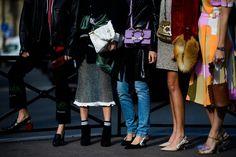 Le 21ème / After Miu Miu   Paris  // #Fashion, #FashionBlog, #FashionBlogger, #Ootd, #OutfitOfTheDay, #StreetStyle, #Style