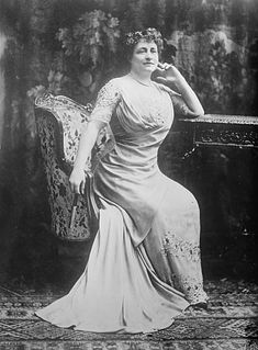 Marguerite Durand, founder of La Fronde, a daily newspaper exclusively staffed by women, its journalists were often artists, scientists and writers.  A former ingénue of the Comédie Française made use of her theatrical skills in her subsequent roles as a journalist, writer, businesswoman and educator in leading campaigns on behalf of women's suffrage.