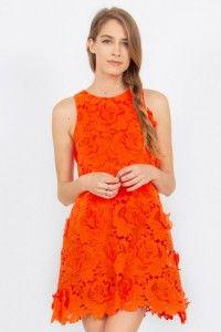 Orange You Glad Dress