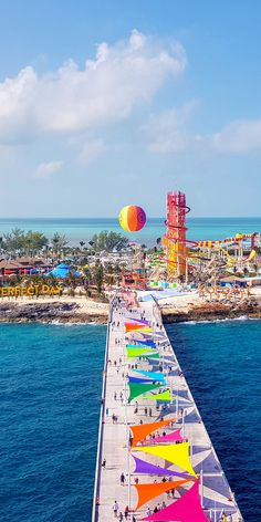 Cococay, Bahamas is the perfect day island to chill, thrill, and unwind like you mean it. Learn how Royal Caribbean Cruises redesigned the private island experience to offer its guests on Caribbean and Bahamas cruises a perfect day. Places To Travel, Places To Go, Where Is Bora Bora, Cruise Pictures, Bahamas, Royal Caribbean Cruise, Best Cruise, Travel Aesthetic, Backyard Landscape Design