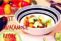 A delicious and simple guacamole recipe!