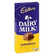 Cadbury Dairy Milk Caramello 200g Block