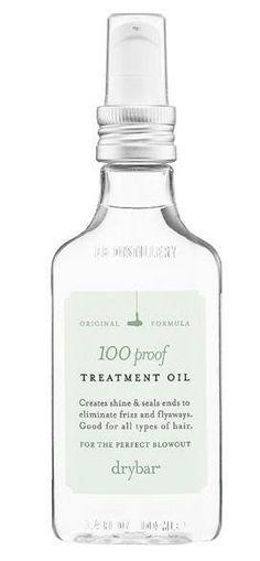 drybar 100 proof treatment oil tames flyaways #hair