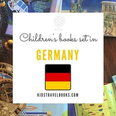 Kids books about Germany