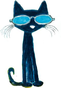 I love Pete the Cat. This site (Pete The Cat's publishing company) has tons of printable activities and videos based on Pete the Cat Preschool Literacy, Preschool Books, Kindergarten, Cat Activity, Elementary Library, Beginning Of School, Children's Literature, Art Plastique, Cat Art