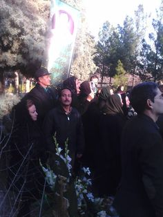 NCRI - A gathering was held in Tehran on Friday to mark the sixth anniversary of the death of Mostafa Karim-Beigi who was killed by the Iranian regime in the course of the 2009 nationwide anti-regime uprisings. The gathering took place at the sit...