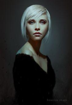 Digital Art by Houston Sharp