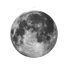 La Luna by Keri Chubb for Minted
