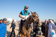 2/27/15 Sheikh Hamdan in Kuwait for Gulf Cup PHOTO:  hamdan.ae