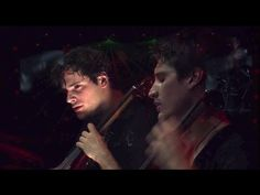 """2Cellos cover """"Hurt"""" by NIN. Lyrics for consideration:  """"What have I become? My sweetest friend Everyone I know Goes away in the end You could have it all My empire of dirt I will let you down"""""""