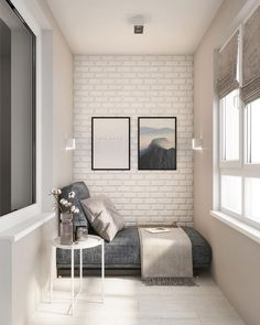 ⠀ # Design # Interieur # Dekor # Wohnung # Zimmer - Юляшка - Fitness and Gym Small Space Interior Design, Home N Decor, House Interior, Home Deco, Home Interior Design, Interior Design, Interior Design Bedroom, Apartment Balcony Decorating, Living Room Designs