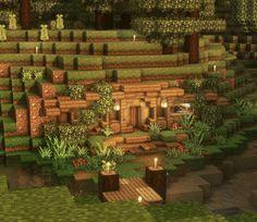 Minecraft Garden, Minecraft House Plans, Minecraft Houses Survival, Minecraft Cottage, Easy Minecraft Houses, Minecraft Room, Minecraft House Designs, Minecraft Decorations, Amazing Minecraft