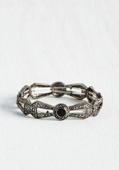 Museum Meeting Bracelet $13.99 AT vintagedancer.com