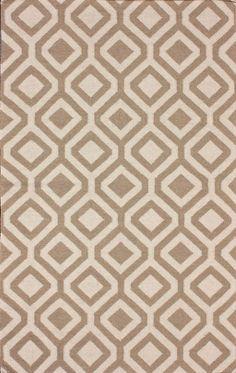 Rugs USA Kilim lattice Jute Rug $689 for 8x10