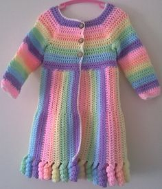 Ravelry: Curly Shirley Cardi pattern by Bee Jam