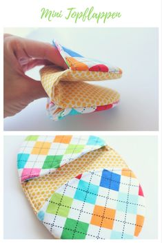 30 great sewing ideas for your fabric remnants Diy Mode, Fabric Scraps, Pot Holders, Diy And Crafts, About Me Blog, Sewing Ideas, Sewing Patterns, Funny Ideas, Minka