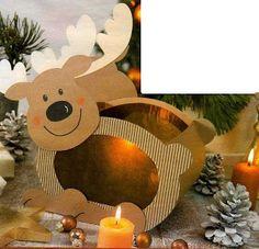 """""""Ταξίδι στη Χώρα...των Παιδιών!"""": Ας φτιάξουμε Χριστουγεννιάτικα φαναράκια!"""