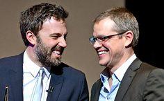 Syfy orders pilot from Ben Affleck and Matt Damon's production company | EW.com