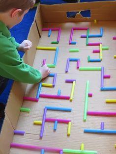 From maps to mazes and amazing teamwork – Teach Preschool Summer Activities, Learning Activities, Preschool Activities, Teach Preschool, Activity Toys, Fun Games, Games For Kids, Preschool Classroom, Kindergarten