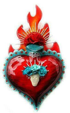 Corazón santo II
