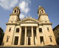 Catedral de Pamplona. España.