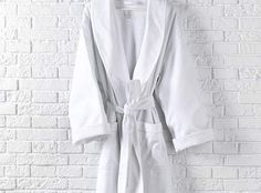 W Waffle Terry Robe from W Hotels - The Store