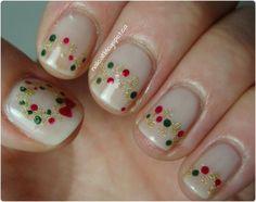 Nail Call: christmas #nail #nails #nailart
